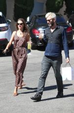 Alessandra Ambrosio Out for lunch in West Hollywood