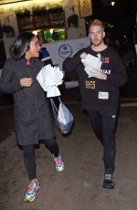 Alex Scott After appearing on Strictly Come Dancing It Takes Two - London
