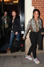 Alex Scott Leave It Takes Two filming in London