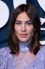Alexa Chung Attending the BoF500 Gala as part of Paris Fashion Week Spring/Summer 2020 in Paris