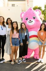 Alexandra Daddario At International Day Of The Girl With CARE And Care Bears in Los Angeles