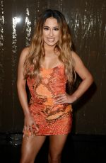 Ally Brooke At Guitar Hotel grand opening in Hollywood