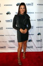 Aly Raisman At 23rd Annual Turn 2 Foundation Dinner Celebration in NYC