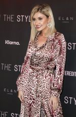 Amy Hart Attends the press launch for The Style, The Power Edit at EL&N Cafe in London