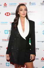 Amy Jackson At The Investing in Ethnicity Awards in London