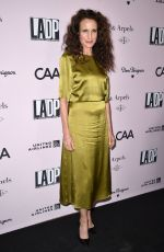 Andie MacDowell At L.A. Dance Project
