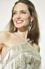 Angelina Jolie Attends the Japan premiere of