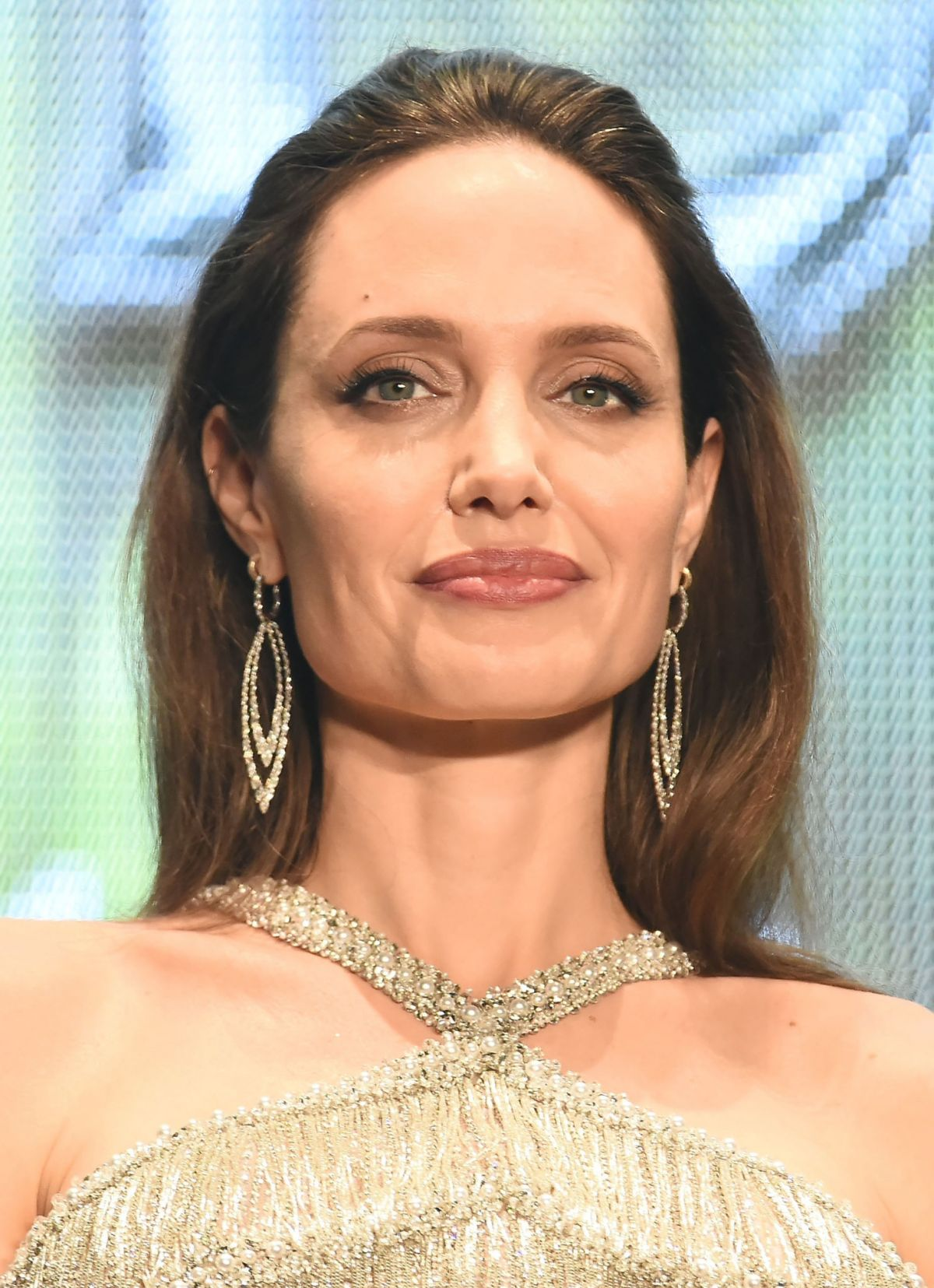 Angelina Jolie Attends The Japan Premiere Of Maleficent