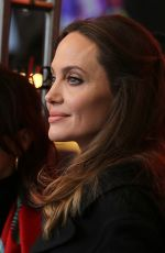 Angelina Jolie Is in Paris for Guerlain Photoshoot
