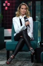 Anna Camp At AOL Build in NY
