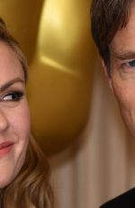 Anna Paquin At AMPAS New Members Event, London