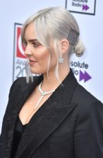 Anne-Marie At The Q Awards, Roundhouse, London
