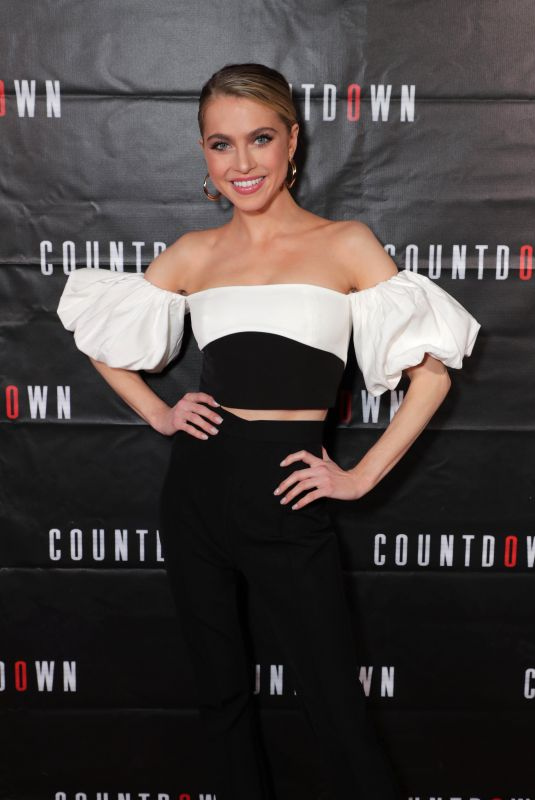 Anne Winters At STXFilms