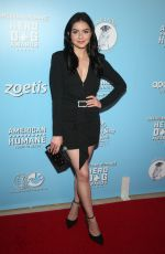 Ariel Winter At American Humane Dog Awards in LA