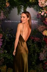 Arielle Kebbel At Olivia von Halle x Disney Maleficent: Mistress of Evil event in NYC