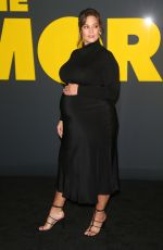 Ashley Graham At The Morning Show Premiere in New York