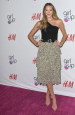 Ava Michelle At 2nd Annual Girl Up #GirlHero Awards at the Beverly Wilshire Four Seasons Hotel in Beverly Hills