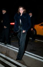 Barbara Palvin Out in Midtown New York