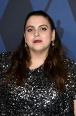 Beanie Feldstein Attends the Academy Of Motion Picture Arts And Sciences