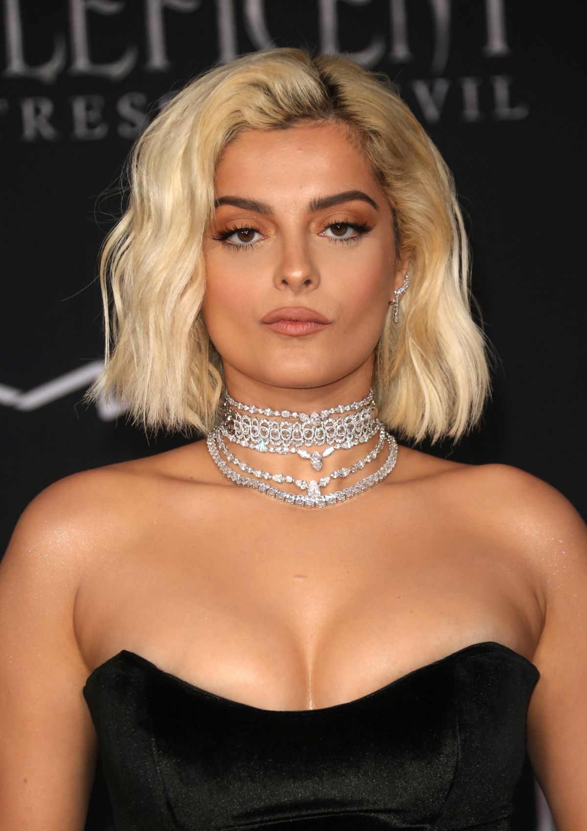 Bebe Rexha At Maleficent Mistress Of Evil Premiere In La