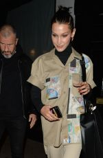 Bella Hadid Out and about in London