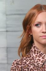 Brittany Snow At BuzzFeed
