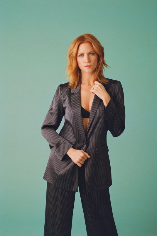 Brittany Snow - InStyle magazine October 2019