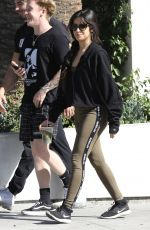 Camila Cabello Out after a training at Dogpound Gym in West Hollywood