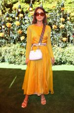 Camila Coelho At Veuve Clicquot Polo Classic, Will Rogers State Park, Los Angeles