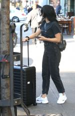 Camila Mendes Leaving her hotel in NYC