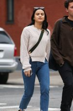 Camila Mendes Out and about in NY