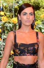 Camilla Belle At Veuve Clicquot Polo Classic at Will Rogers State Park in LA