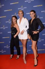 Candice Pascal At Breitling Boutique Opening, Paris, France