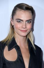 Cara Delevingne At 2nd Annual Girl Up #GirlHero Awards in Beverly Hills