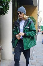 Cara Delevingne Spotted out in London