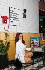 Carla Howe At Shakedown Coffee press launch at the Dixon Hotel, London