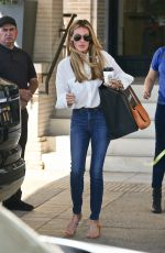 Cat Deeley Shopping in Beverly Hills