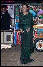 Catherine, Duchess of Cambridge Attends a special reception at the Pakistan National Monument in Islamabad, Pakistan
