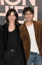 Charlotte Gainsbourg Attends the Mon Chien Stupide premiere at UGC Normandie in Paris