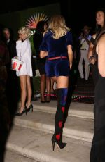 Charlotte McKinney At Casamigos Halloween Party in Beverly Hills