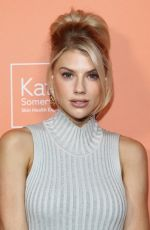 Charlotte McKinney At The Kate Somerville Clinic Celebrates 15 Years On Melrose in LA