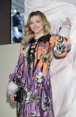 Chloe Grace Moretz At Louis Vuitton Maison Seoul opening in Seoul