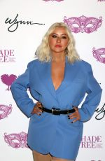 Christina Aguilera Honored at
