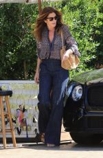 Cindy Crawford At Soho House in Malibu
