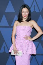 Constance Wu At 11th Annual Governors Awards in Hollywood