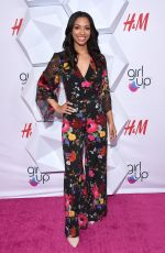 Corinne Foxx At 2nd Annual Girl Up GirlHero Awards, Beverly Wilshire, Los Angeles