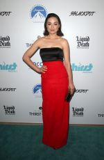 Crystal Reed At Thirst Project 10th Annual Thirst Gala in Beverly Hills