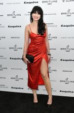 Daisy Lowe At Esquire Townhouse with Breitling Launch, London