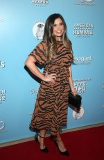 Danielle Fishel At 9th Annual American Humane Hero Dog Awards at The Beverly Hilton Hotel in Beverly Hills