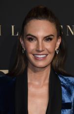 Elizabeth Chambers At Elle Women in Hollywood, Four Seasons Hotel, Los Angeles
